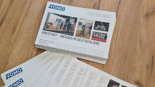 Leichtbau News – Die neue Ausgabe